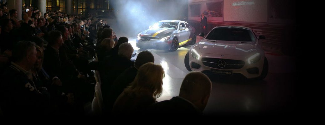 2017 Mercedes-AMG Lineup Top Speed Specifications