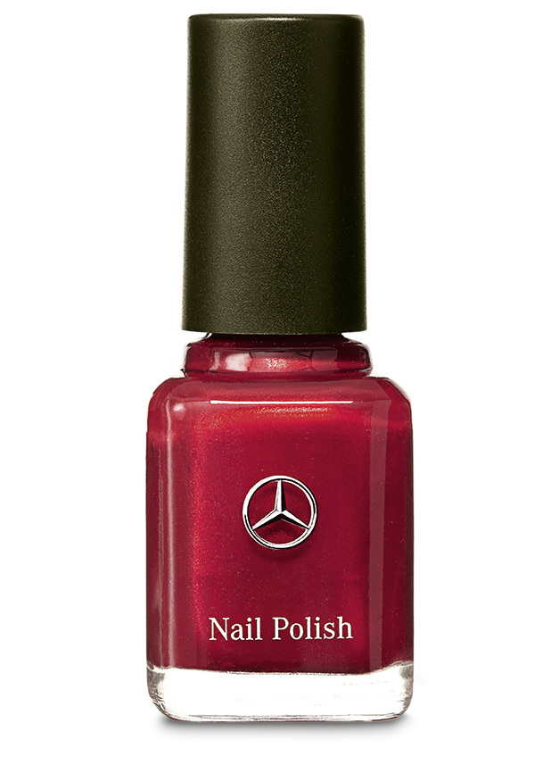 Red Nail Polish Mercedes-Benz