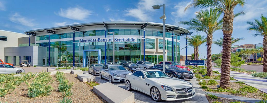 Mercedes-Benz of Scottsdale Takes Home Two Top National Honors
