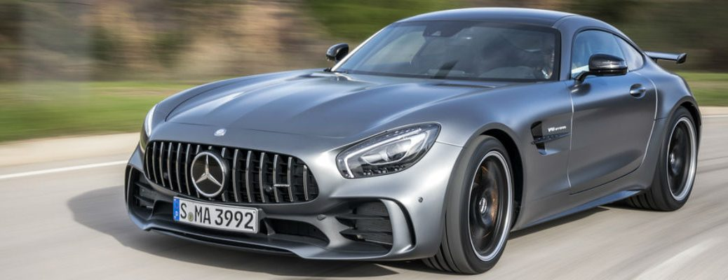 How much is the Mercedes-AMG GT R?