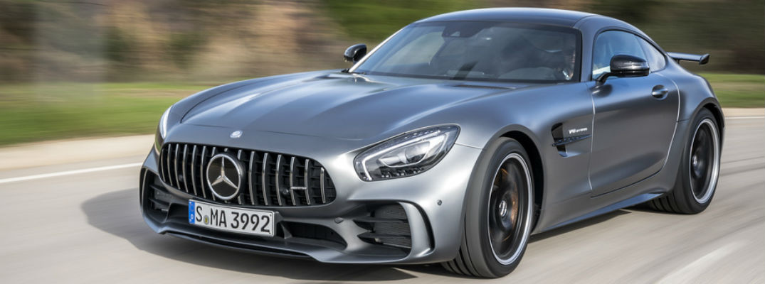 How much is the Mercedes-AMG GT R Coupe?