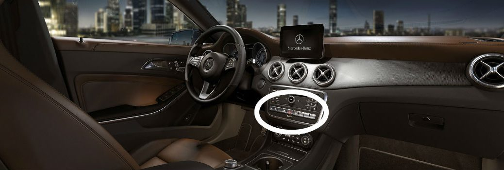 How does the Mercedes-Benz ECO Start/Stop work?