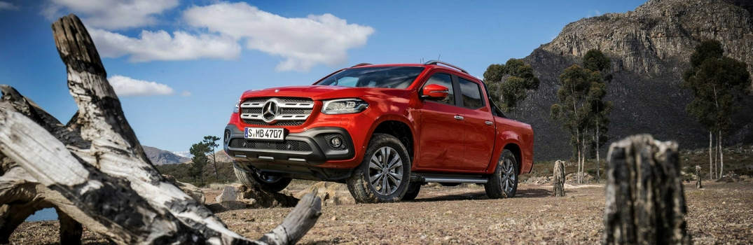 Mercedes-Benz X-Class Overview with Pictures