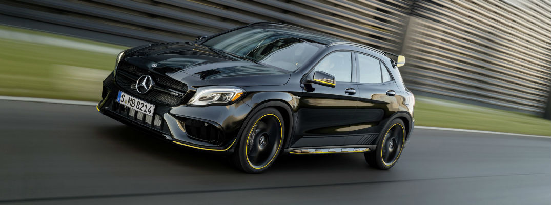 2018 Mercedes-Benz GLA SUV Driver Assist and Technology Features