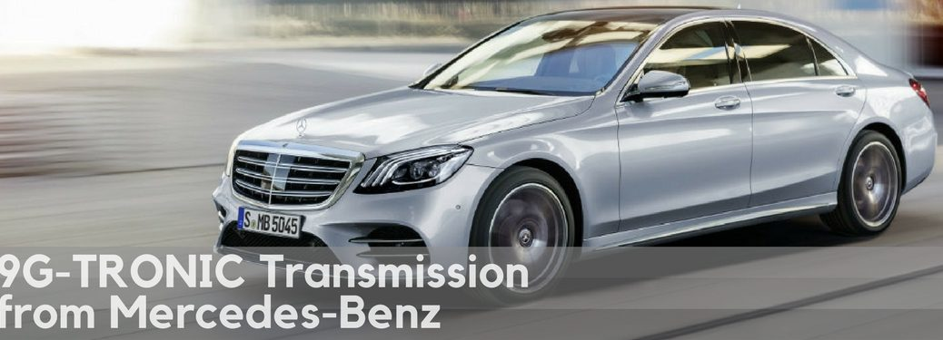 mercedes-benz scottsdale 9g-tronic automatic transmission