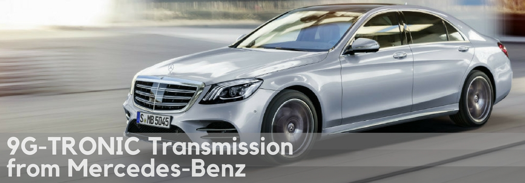 What Are the Features of the Mercedes-Benz 9G-TRONIC Transmission?