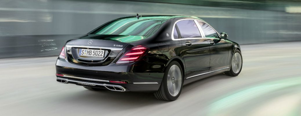 2018 S-Class Sedan in Black