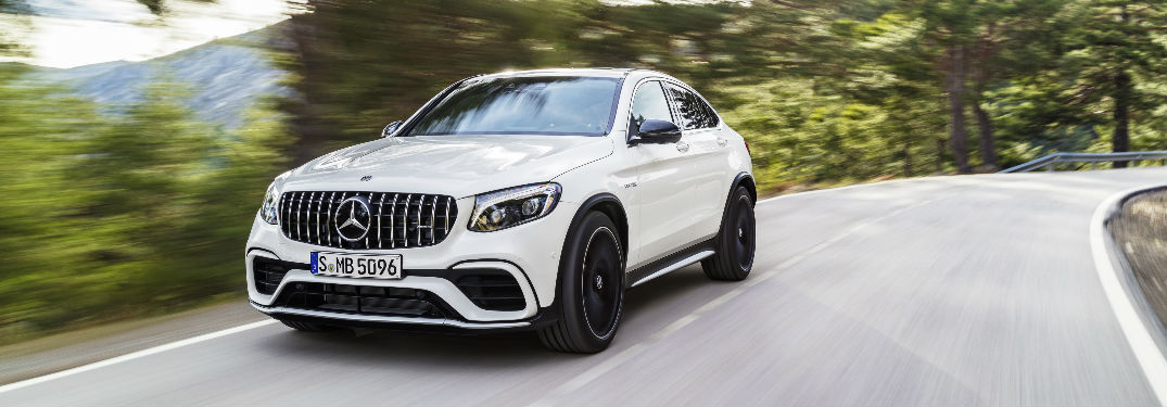 How powerful is the 2018 Mercedes-AMG GLE 63 S Coupe?
