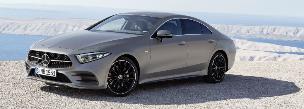 2019 CLS Coupe in Silver