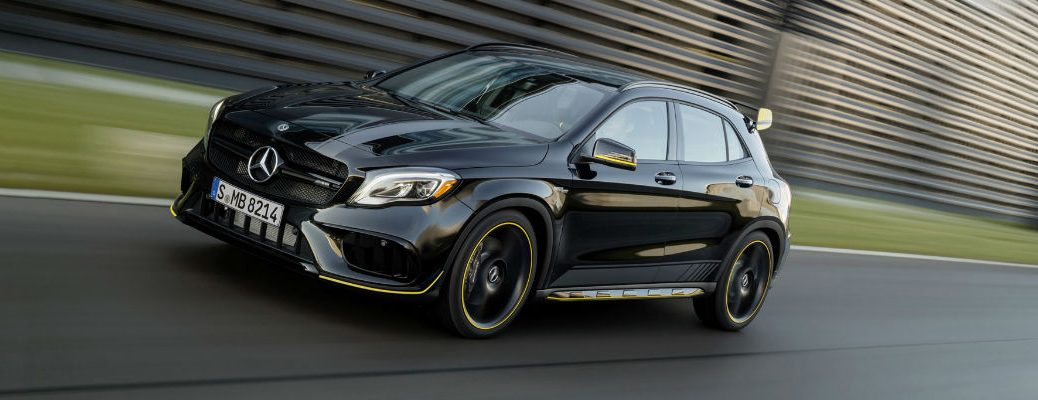 2018 GLA in Black