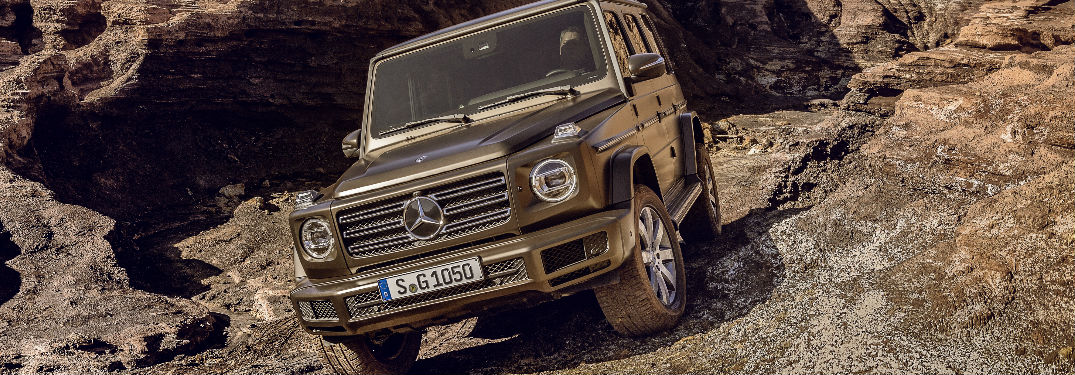 Mercedes-Benz G 550 4x4 wins MotorWeek Drivers' Choice Award