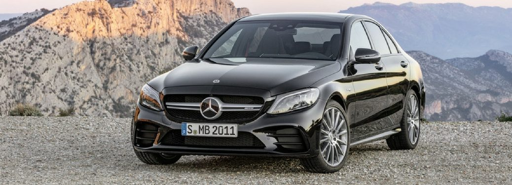 What Engine is Offered in the new 2019 Mercedes-AMG C43?