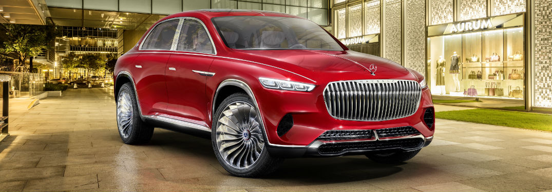 WATCH: Discover the Vision Mercedes-Maybach Ultimate Luxury Vehicle