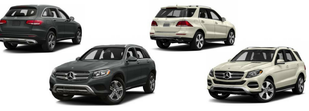 Mercedes Suv Models >> What Are The Biggest Differences Between The Mercedes Benz