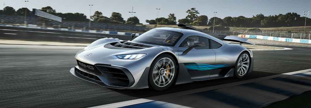 What is the Mercedes-AMG® ONE Hypercar?