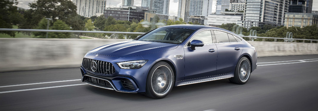 How much does the Mercedes-AMG® GT 4-Door Coupe V8 cost?