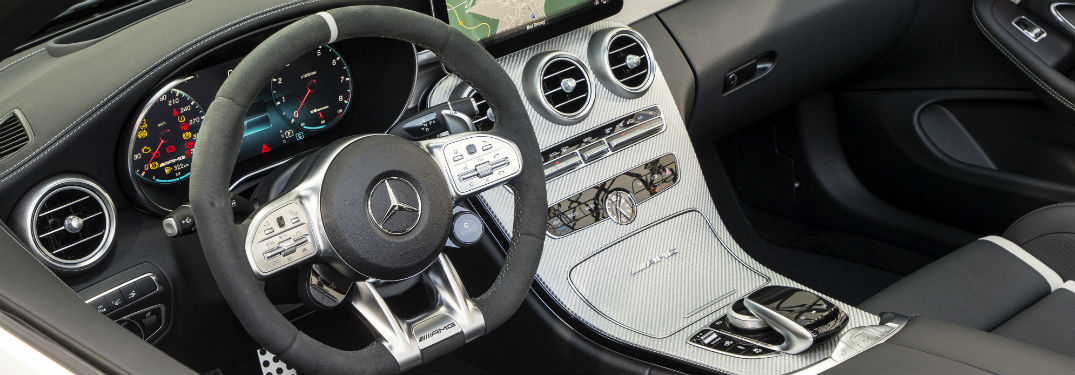 Can my 2019 Mercedes-Benz luxury vehicle park itself?