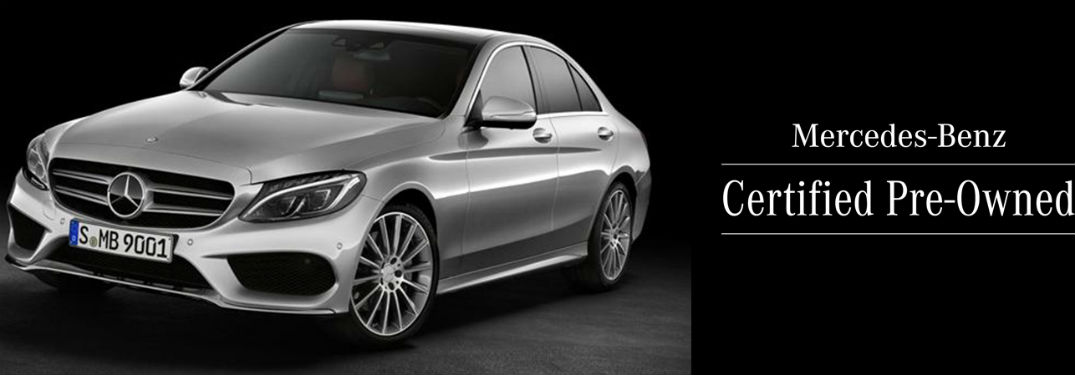Mercedes-Benz Certified Pre-Owned Cars near North Scottsdale, AZ