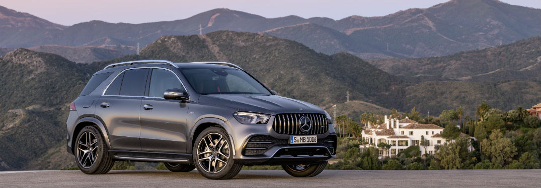How safe is the 2021 Mercedes-Benz GLE SUV?