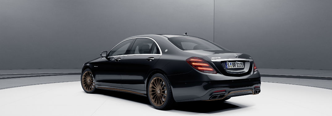 What's on the Mercedes-Benz AMG® S 65 Final Edition?