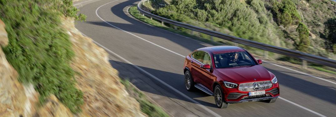 What's new for the 2020 Mercedes-Benz GLC Coupe?