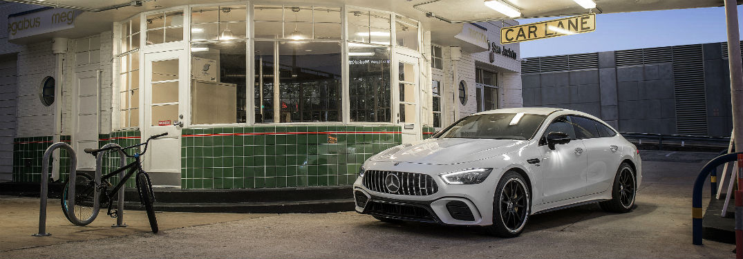 Cost of the 2019 Mercedes-Benz AMG® GT 53 4-Door Coupe?