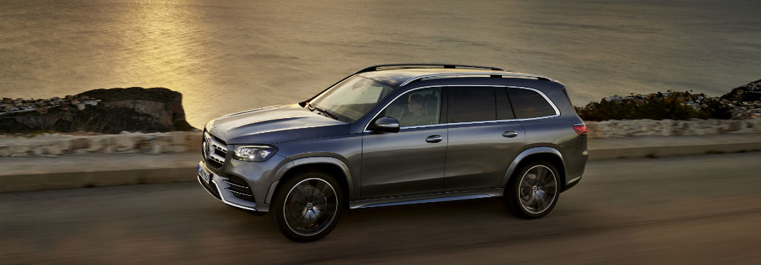 What's new on the 2020 Mercedes-Benz GLS SUV?