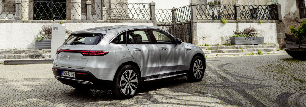 The electric Mercedes-Benz SUV has a new trim!