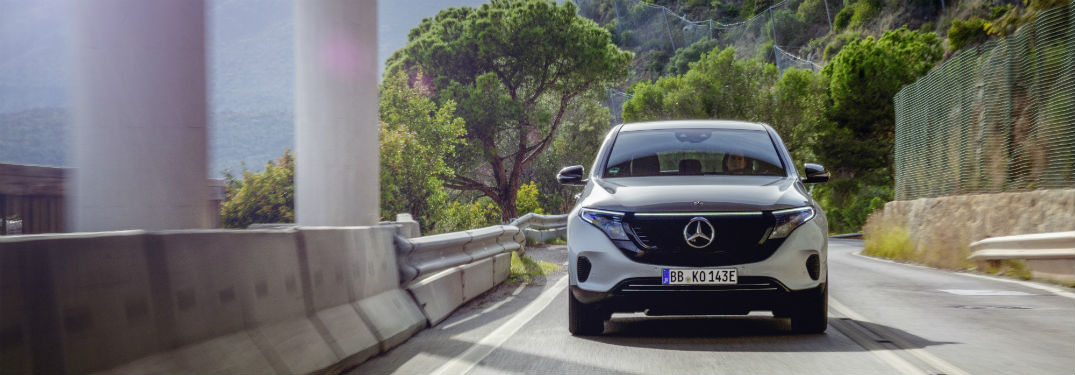 2020 Mercedes-Benz EQC Edition 1886 photo gallery