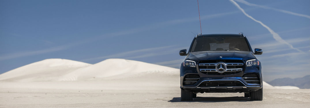 What is the 2020 Mercedes-Benz lineup for SUVs?