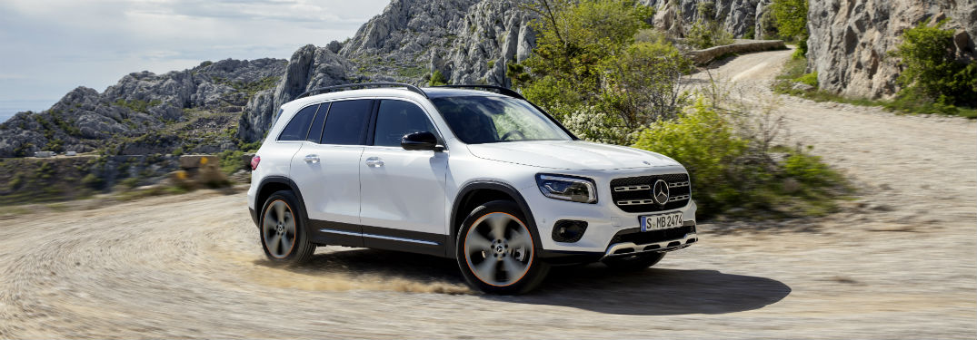 2020 Mercedes-Benz GLB photo gallery & release date in Scottsdale, AZ