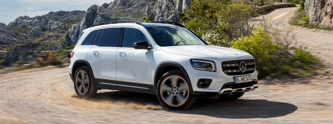 What Are the Highlights of the 2020 Mercedes-Benz GLB SUV?