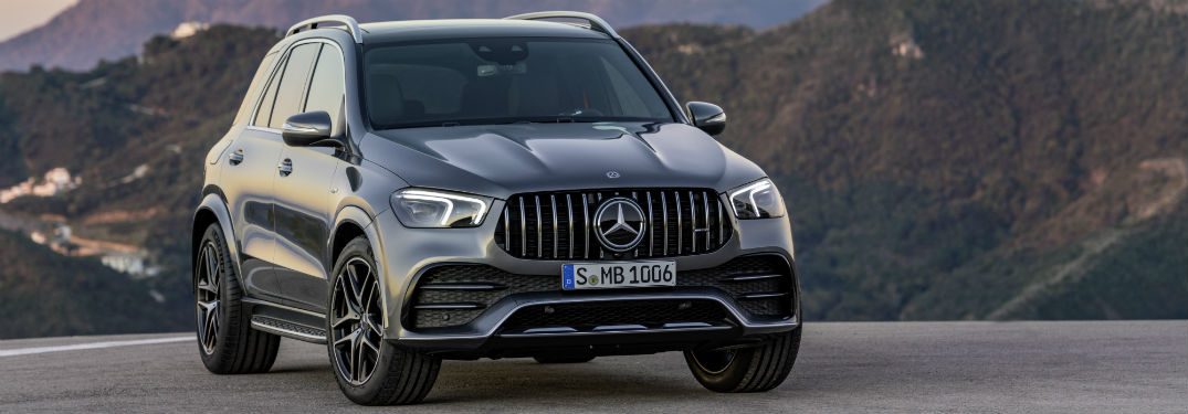 2020 Mercedes-Benz GLE and WildaBeast commercial