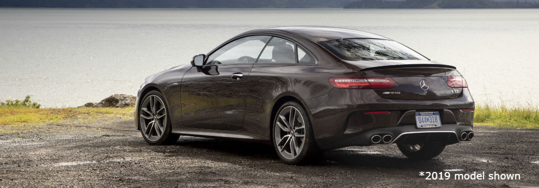 2020 Mercedes-Benz E-Class technology upgrades and highlights
