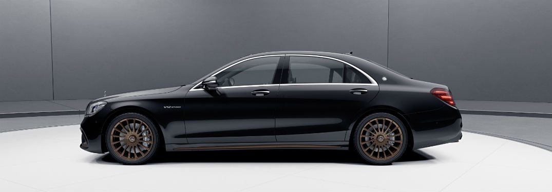 The 2020 Mercedes-Benz S-Class sports new standard & optional features