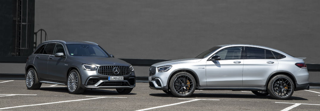 Trims and pricing of the 2020 Mercedes-Benz GLC