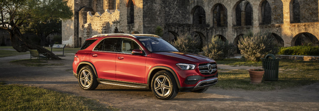 2020 Mercedes-Benz GLE trims, power, and performance