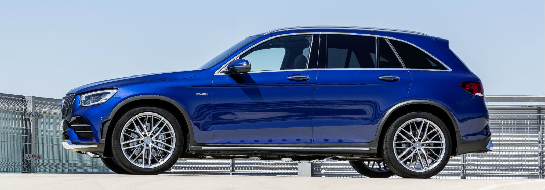 When and where can I order the 2020 Mercedes-Benz GLC?