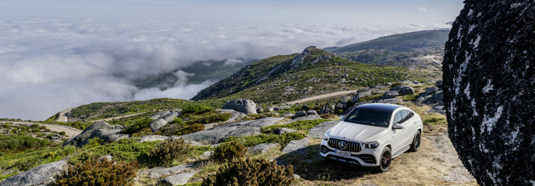Information about the 2021 Mercedes-Benz GLE Coupe is already here!