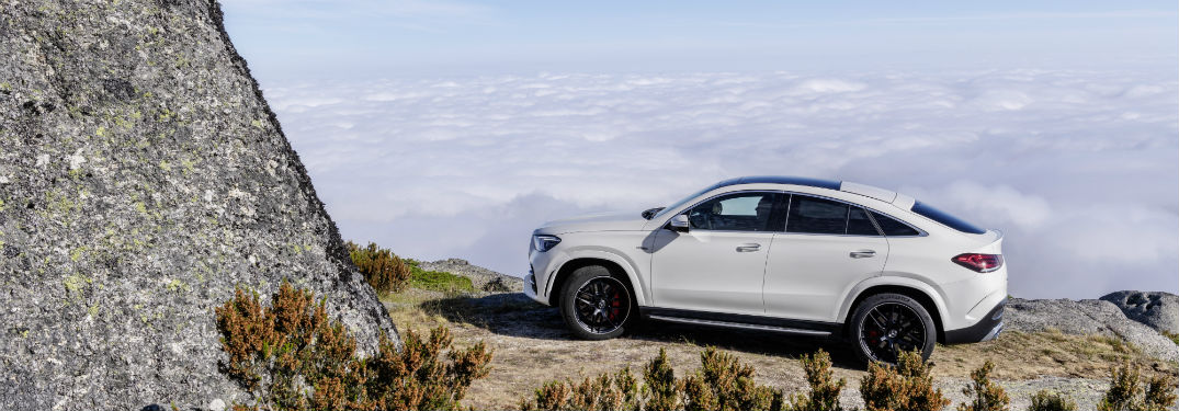 What does the 2021 Mercedes-Benz GLE Coupe look like?