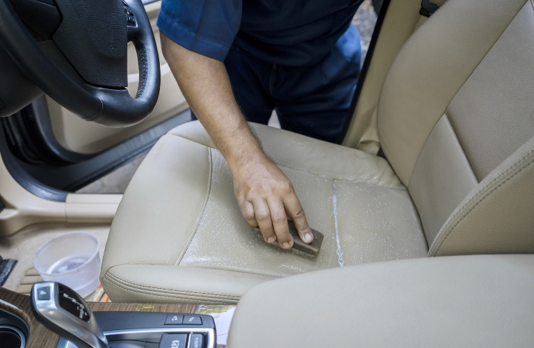 Repair A Tear In Your Leather Car Seat, Cost To Repair Small Tear In Leather Car Seat