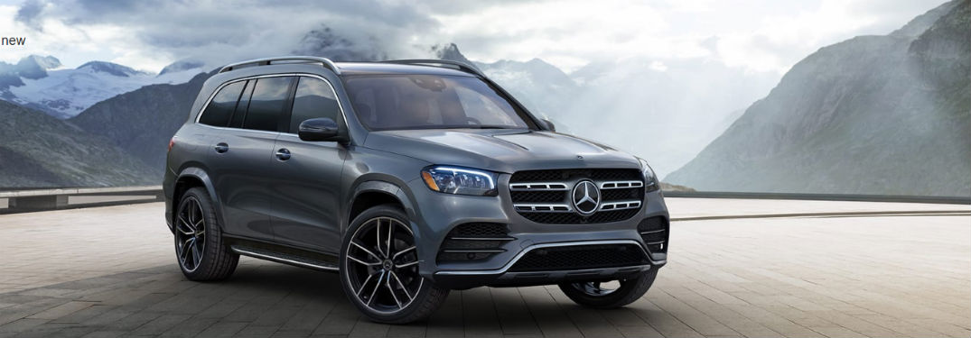 Where can I test drive the Mercedes-Benz GLS near Chandler, AZ?