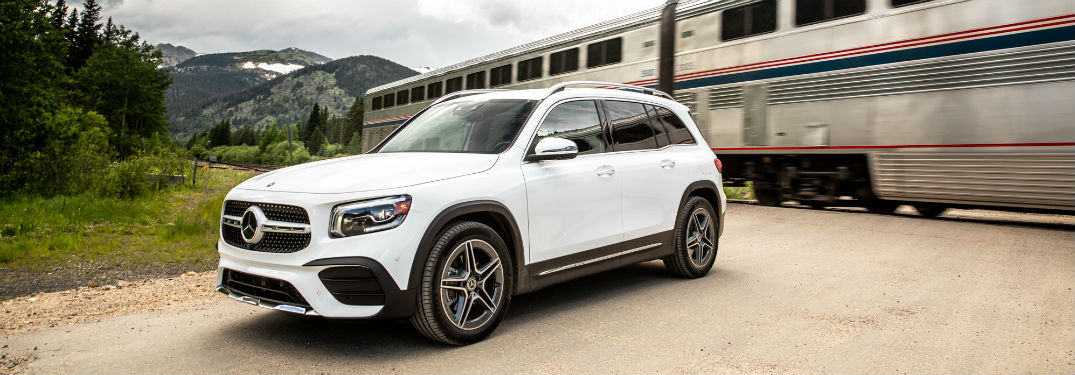 Check out this 2020 Mercedes-Benz GLB video!