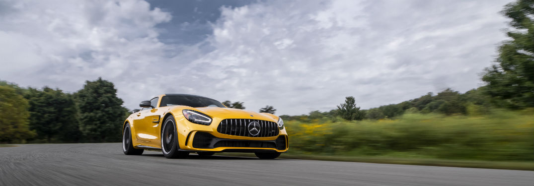 What is the fastest 2020 Mercedes-Benz vehicle?