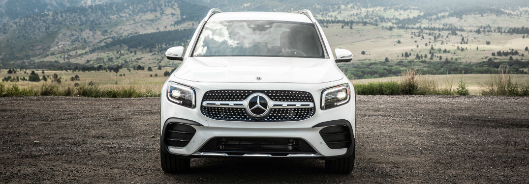 What are the 2020 Mercedes-Benz GLB color options in Scottsdale, AZ?