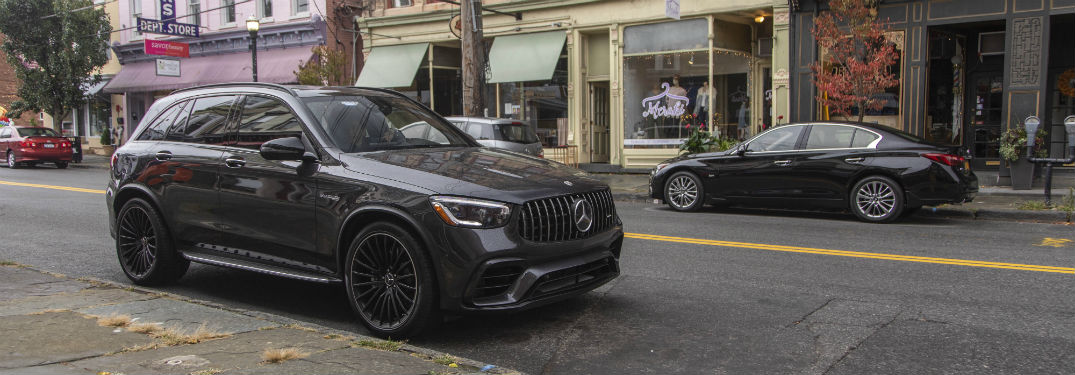 What are the 2020 Mercedes-Benz SUV vehicles in Scottsdale?