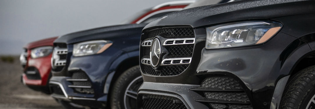 What's the best Mercedes-Benz SUV to buy in Scottsdale?