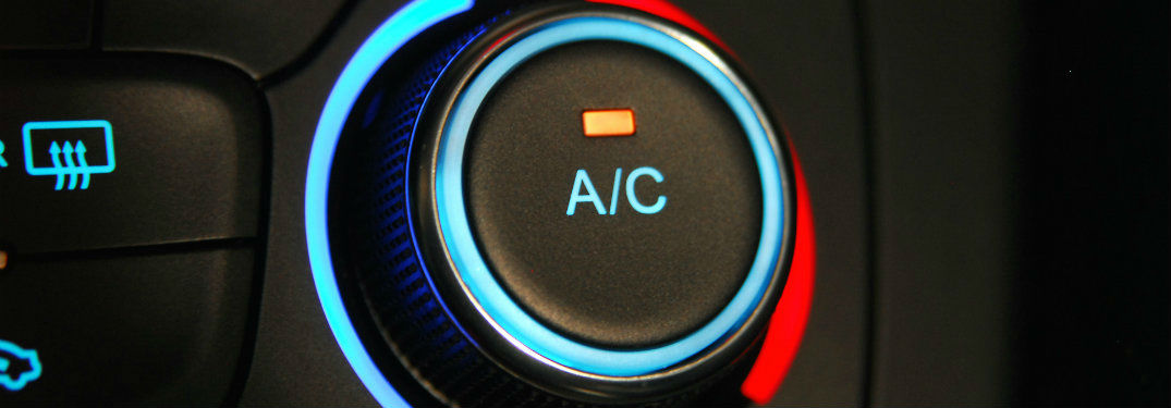 Why isn't the air conditioner working in my Mercedes?