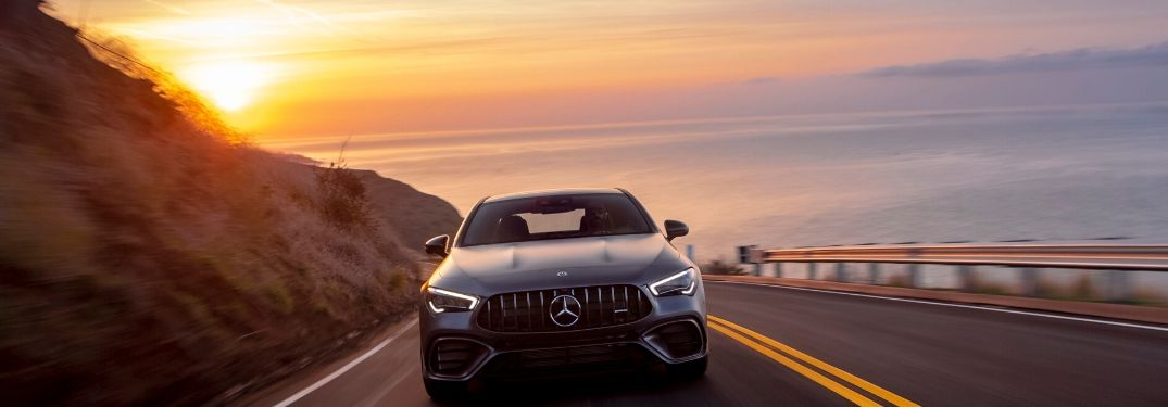 What packages can I get on the 2020 Mercedes-Benz CLA?