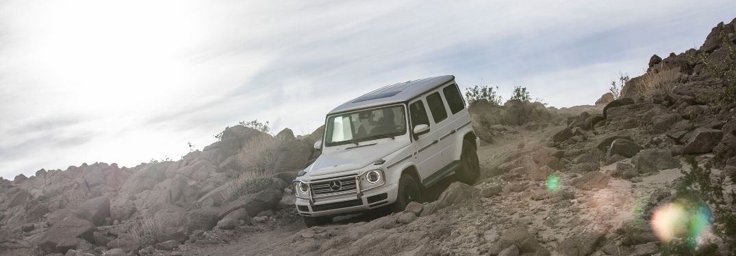 2020 Mercedes-Benz G-Class Wagon near Scottsdale, AZ
